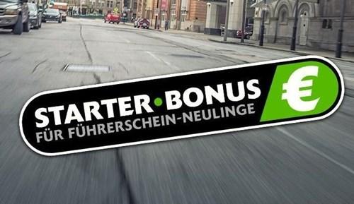 Starter Bonus