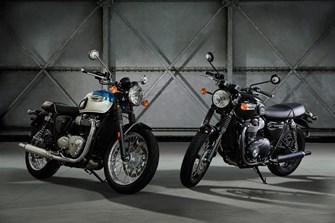 Triumph Summer Deal - 900er Classic's mit 900 EUR Preisvorteil!