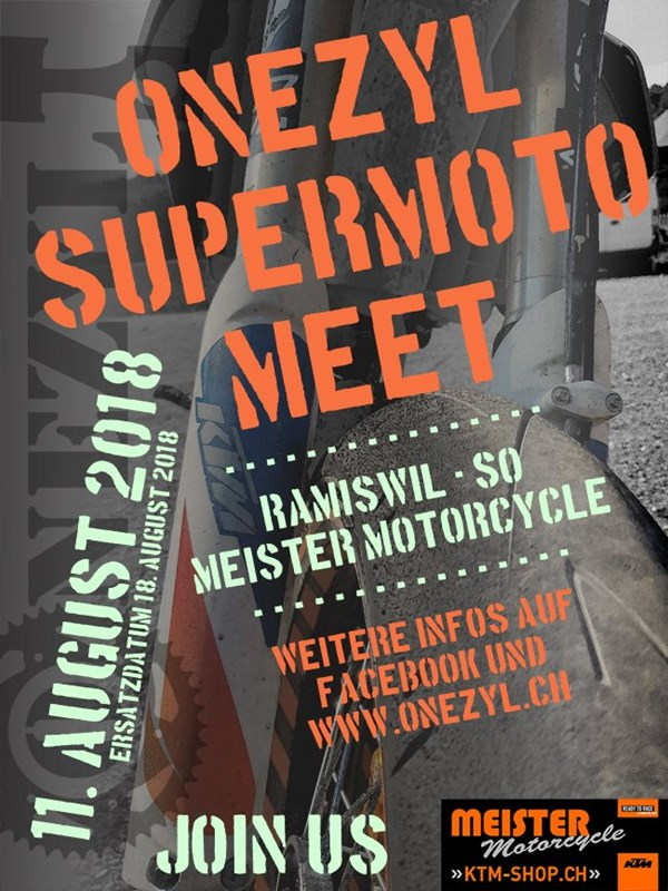 Onezyl Supermoto Meet