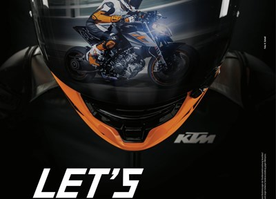 "NEWS KTM ""Let's Trade Key"" Aktion"