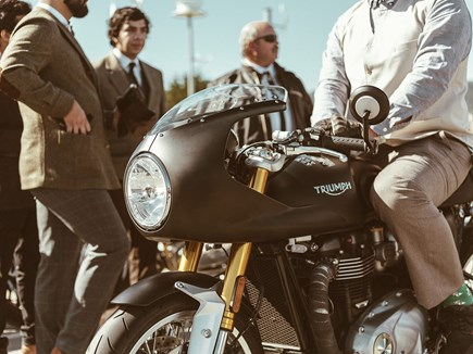 >>> Distinguished Gentleman's Ride 2018 <<< TOPNEWS