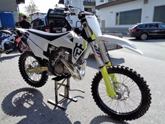 Detailansicht HUSQVARNA TC250 MY2019 --> ROLL OUT!!!!