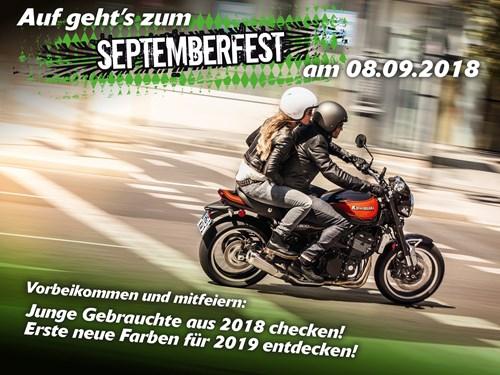 Septemberfest 08.09.2018