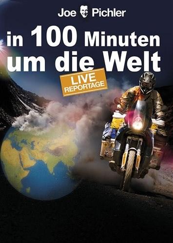 Joe Pichler In 100 Minuten um die Welt