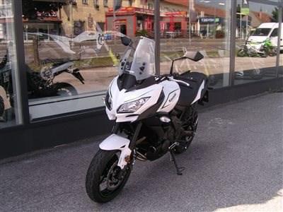 Kawasaki Versys 650 ausgeliefert!