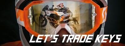 Let´s Trade Keys  LET'S TRADE KEYS SICHERE DIR BIS ZU 2.000 € BEIM KAUF EINES KTM V-TWINS  JETZT IST DER BESTE A... Weiter >>