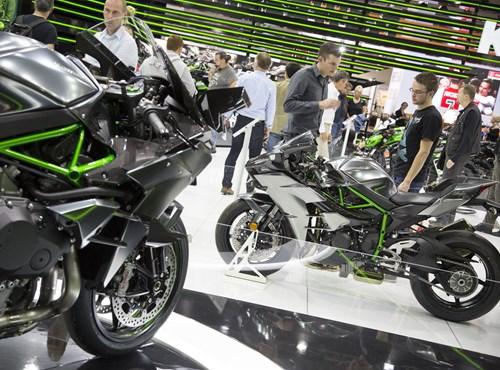 Intermot 2018 - Motorrad-Leitmesse in  Köln