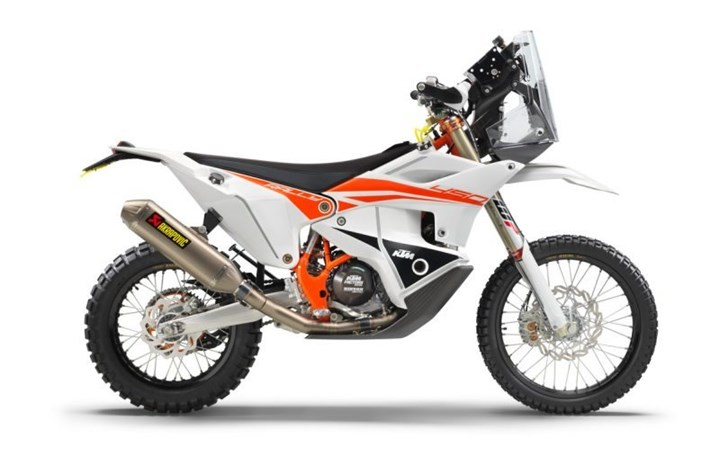 Die neue KTM 450 RALLY REPLICA MJ2019