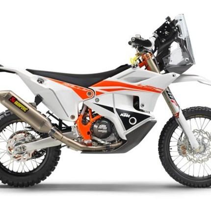 Die neue KTM 450 RALLY REPLICA MJ2019 SIE IST NEU. SIE IST READY TO RACE. DÜRFEN WIR VORSTELLEN: DIE KTM 450 RALLY REPLICA MJ2019.   N... Weiter >>