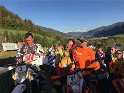 REKORD WOCHENENDE FÜR DAS TEAM KTM WALZER! Bernhard BENNI Schöpf ist Österreichischer Enduro Staatsmeister 2018!   Es ist gar nicht so einfach nach jedem Rennwochenende n...