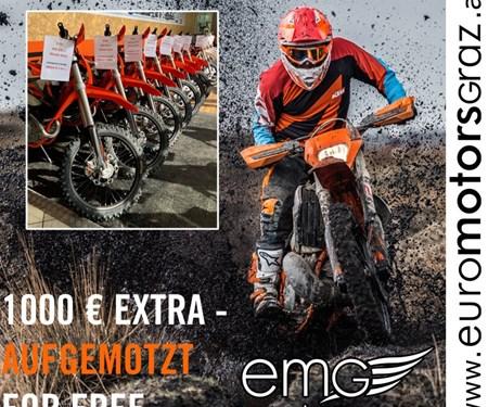 KTM EXC AKTION!