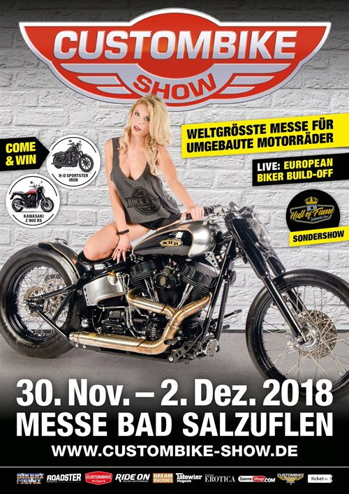 CUSTOMBIKE-SHOW 2018