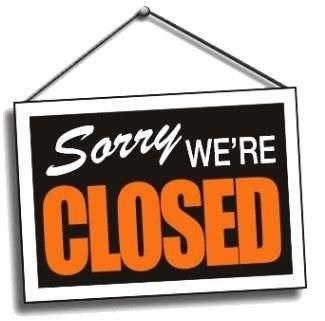 02.11.2018 geschlossen