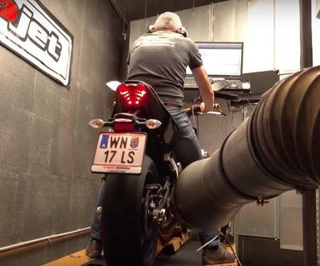 Yamaha MT-07: 1000PS Umbauvideo mit MB Bike Performance