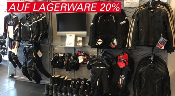 Alpinestars + Helite - Auf Lagerware 20%!