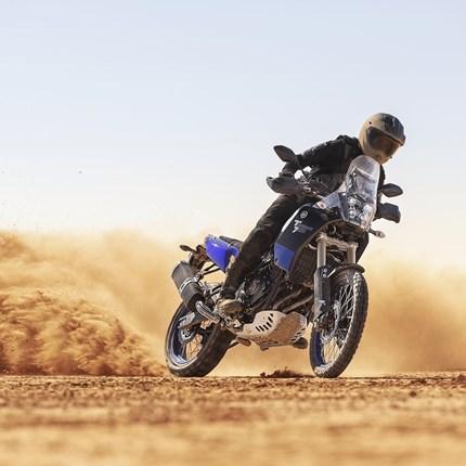 Yamaha Ténéré 700 Ténéré 700 Mit der neuen Ténéré 700 stehen Ihnen alle Wege offen. Dieses Motorrad ist ein echter A... Weiter >>