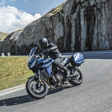 Yamaha Tracer 700 GT Tracer 700 GT Die Tracer 700GT ist ein alltagstauglicher Sport Tourer mit attraktivem Preis-/Leist... Weiter >>