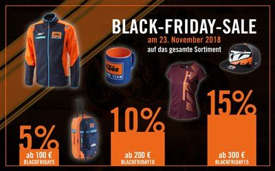 GST Berlin GmbH-News: BLACK FRIDAY