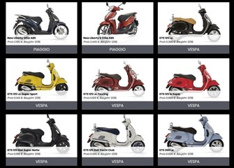 Alle Vespa und Piaggio Modelle auf unserer Homepage!