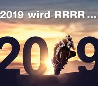 Die Neuheiten von BMW Motorrad 2019