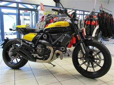 New Scrambler Range 2019 just arrived !