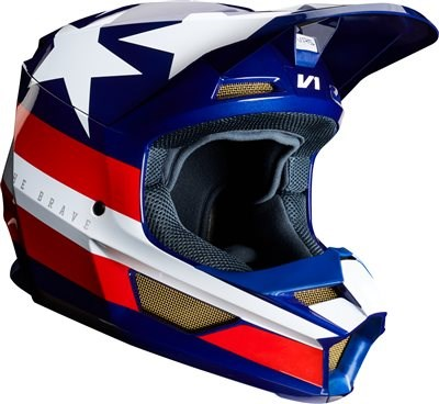 Fox V1 Helm Special Edition