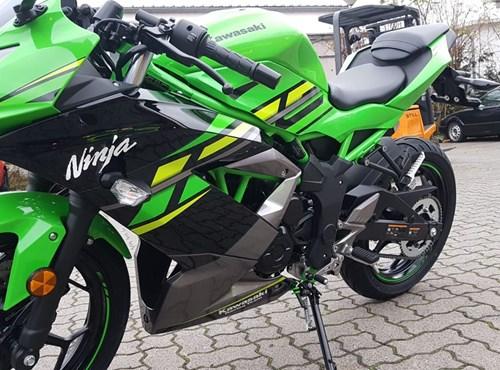 Kawasaki Ninja 125 2019!