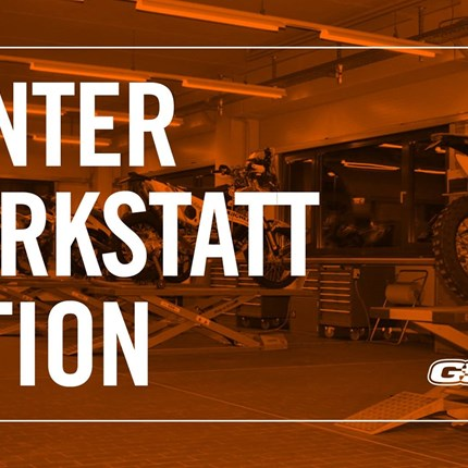 WINTERWERKSTATTAKTION  Wir bieten dir folgende Rabatte während unserer Winteraktion: -20% auf Arbeitsleistung im Dezemb... Weiter >>