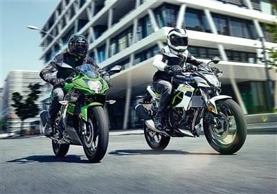 Hammer Angebot Ninja 125 und Z125
