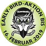 Early-Bird-Aktion