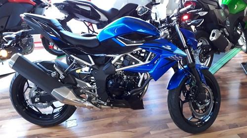 NEWS Kawasaki Z125 - 2019 Blue