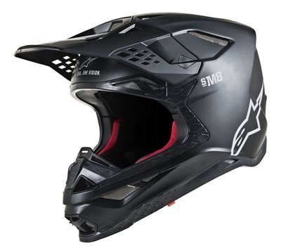 Alpinestars MX Helm Supertech S-M8