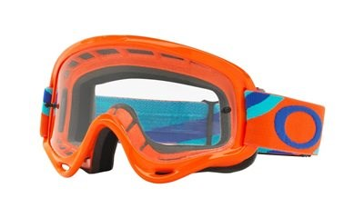Oakley MX Brille in Aktion!
