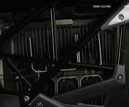 Die Neue ZERO MOTORCYCLES SR / F !