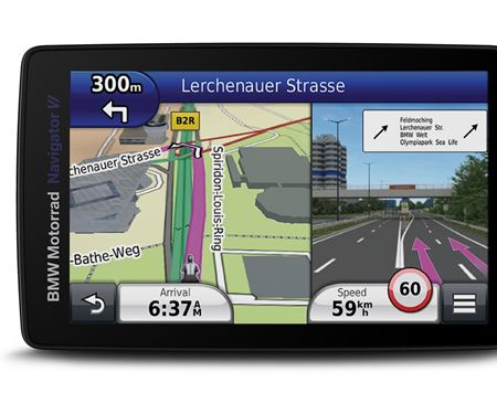 Moto-Center Thun-News: Basis-Navikurse für BMW Navigator