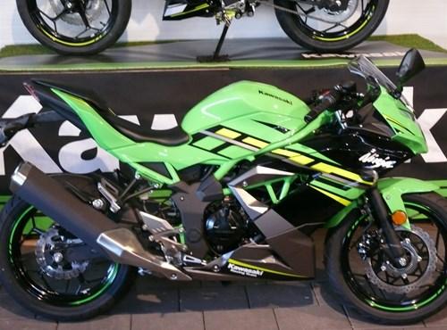 Z 125 / Ninja 125