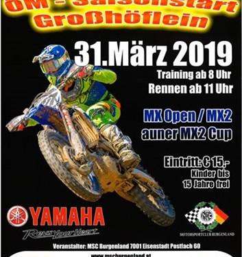 Auner-Cup und Motocross ÖM in Größhöflein