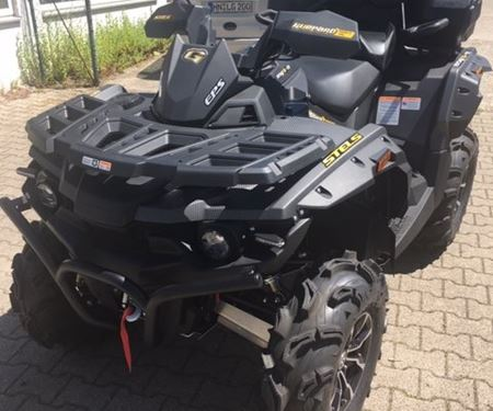 Auto Center Brenner GmbH-News: Stels ATV 650 Guepard mit 55PS