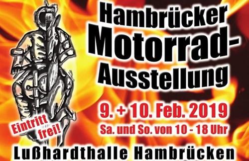 Triumph Rheinhessen bei der Hambrücker Motorrad-Ausstellung