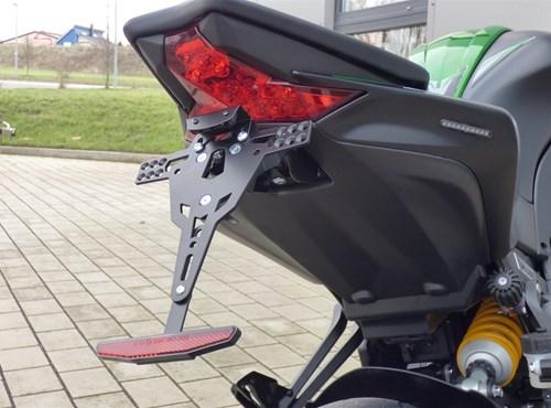 Kawasaki Z1000R Edition BPR-Umbau