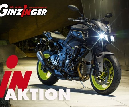 Yamaha MT-10 / MT-10SP und Touring in Aktion!