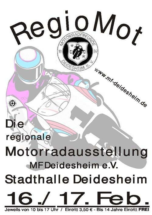 RegioMot - Die regionale Motorradausstellung