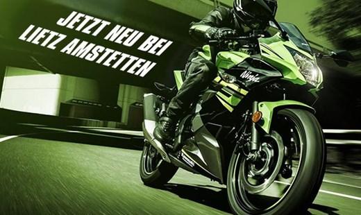 Ninja 125 und Z125: Jetzt NEU bei LIETZ Amstetten