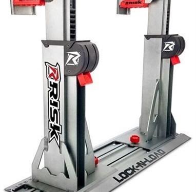 RISK Lock-N-Load System - gurtlose Sicherung deines Bikes
