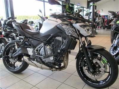 Kawasaki Z 650 ABS -  LEARNING-Package