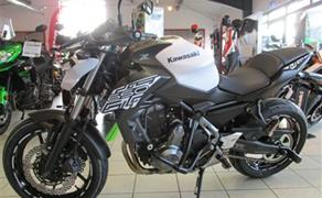 Detailansicht Kawasaki Z 650 ABS -  LEARNING-Package