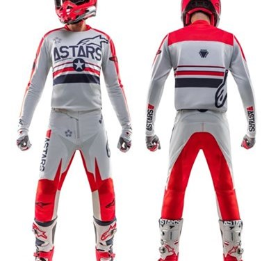 Limited Edition ALPINESTARS 5STARS
