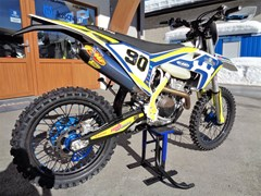 Detailansicht >>>FACTORY HUSQVARNA FE 350/2019 - ROLL OUT<<<