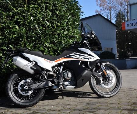 *KTM 790 Adventure 2019 eingetroffen*