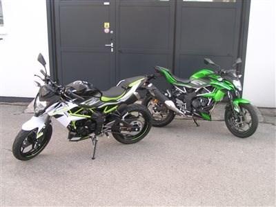 Kawasaki Bikes startklar für die Saison 2019